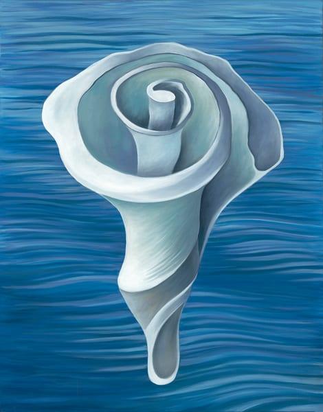 She Rises Art | Margaret Biggs Fine Art