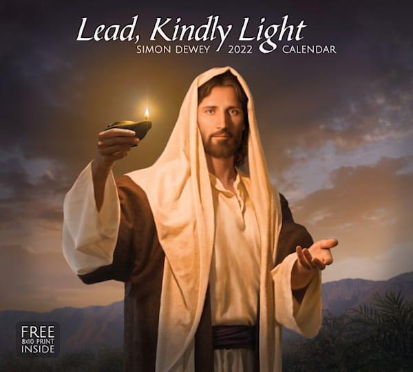 Simon Dewey 2022 Calendar   Lead, Kindly Light | Cornerstone Art