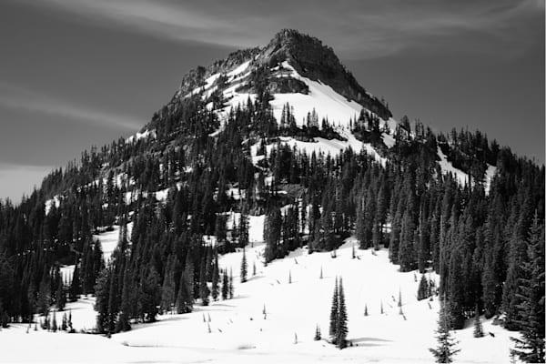 Mountains (B&W)