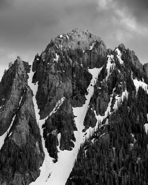 Lane Peak, Mt. Rainier National Park, Washington, 2021
