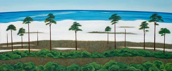 A Southern View Art | Margaret Biggs Fine Art