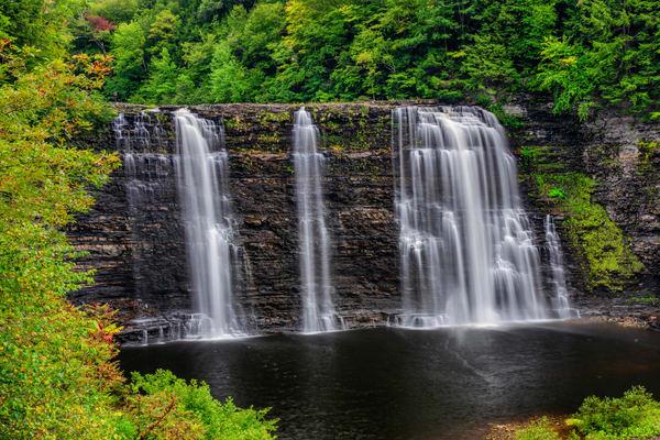 Salmon River Falls - New York waterfalls fine-art photography prints