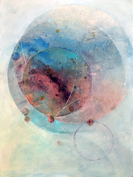 Space/Time Dreams 2 Art   mariannehornbucklefineart