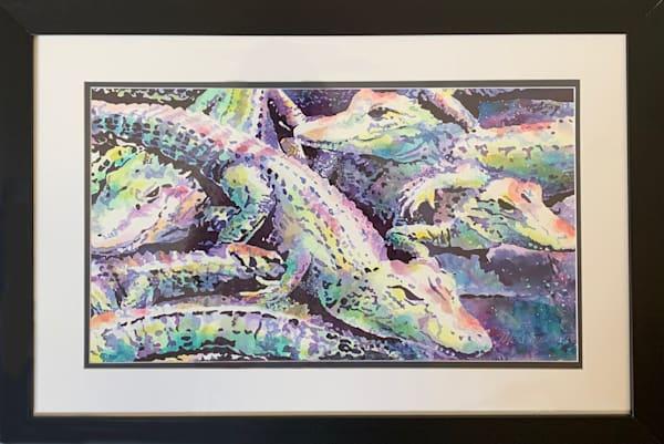 Chaos & Calm Art | Mickey La Fave