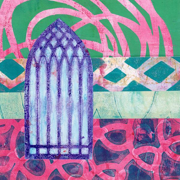 Window to Another World: An Original Artwork by Jennifer Akkermans