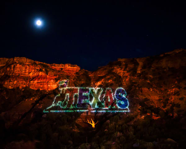 The Backdrop Of Texas Art   Jim Livingston Art