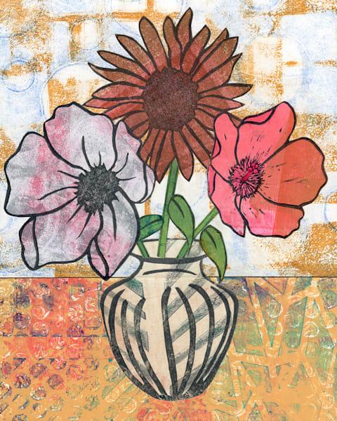 Sympathy: An Original Mixed Media Artwork by Jennifer Akkermans