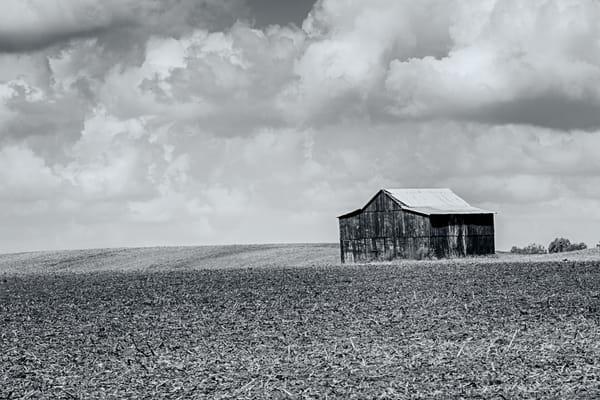 After the Harvest - Kentucky barns fine-art photography prints