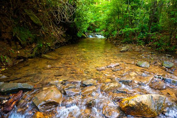 Shope Creek Pebble Pool