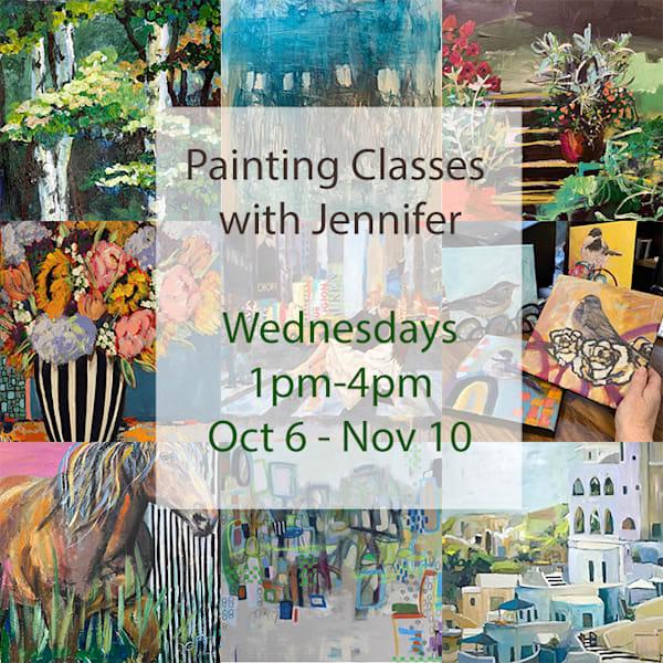 Wednesdays 1pm 4pm With Jennifer | Jennifer Ferris