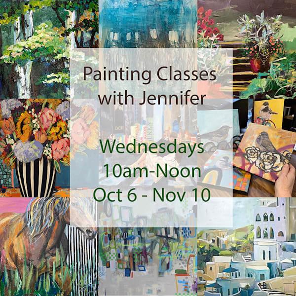 Wednesdays 10am Noon With Jennifer | Jennifer Ferris