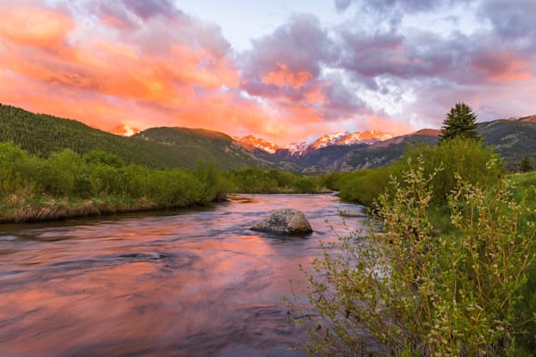 Rocky Mountain Water Blessings