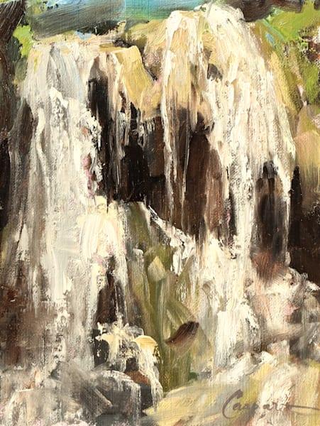 The Falls Art   robincaspari
