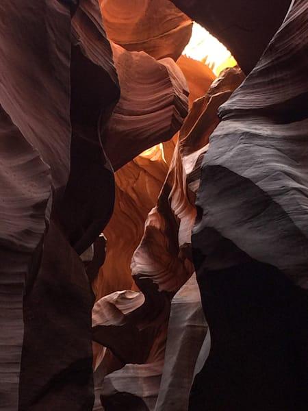 Antelope Canyon 4 Medium Photography Art | Kathleen Messmer Photography