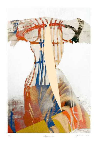 "Composure (24""X36"") Art | LeFever Studio"