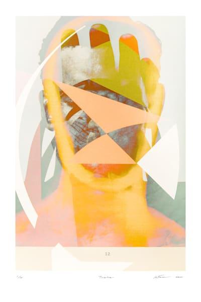 "Twelve (24""X36"") Art | LeFever Studio"