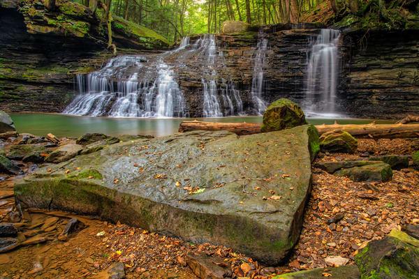 Freedom Falls - Pennsylvania waterfalls fine-art photography prints
