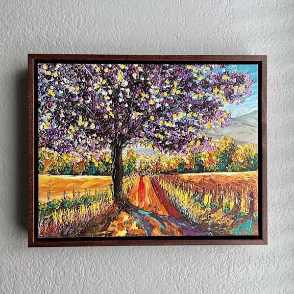 Shining Through   Oil Embellished Giclée #2 Art   Tessa Nicole Art