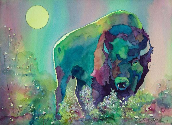 Mighty Buffalo Art | Mickey La Fave