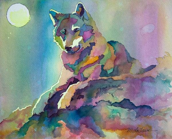 Fabulous Wolf Art | Mickey La Fave