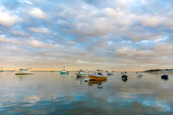 Chatham Harbor Photography Art | The Colors of Chatham