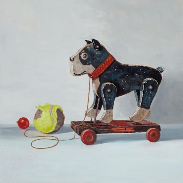 Favorite Toy Art | Richard Hall Fine Art