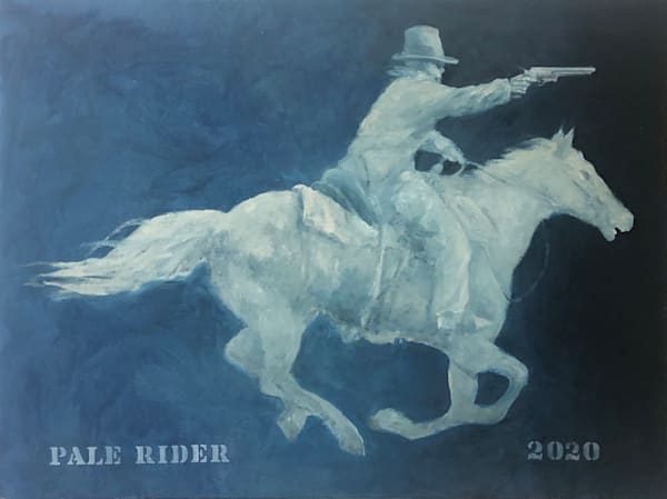 Pale Rider 2020 Art   michaelwilson