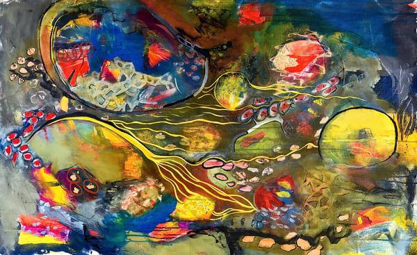 Chasing The Sun Art | Judith Visker Art