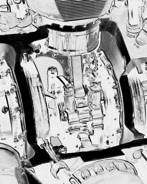 Corncob Engine Detail A