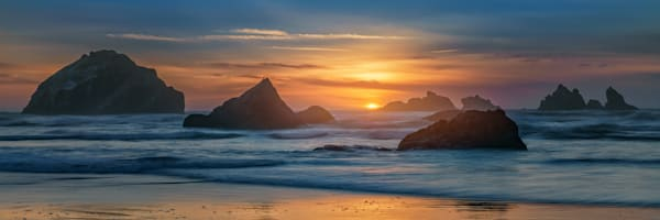 Bandon Sunset | Shop Photography by Rick Berk