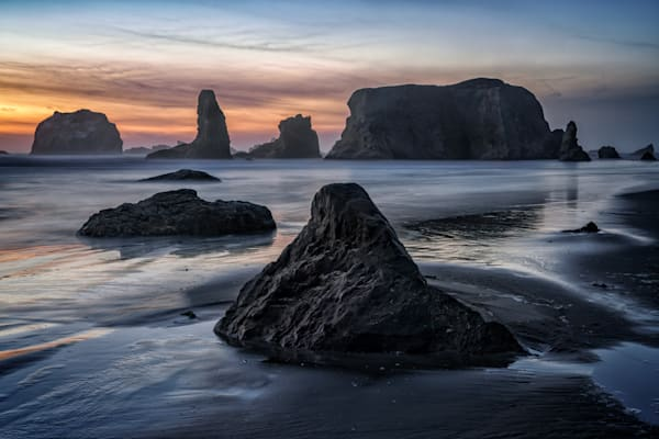 Bandon Twilight | Shop Photography by Rick Berk