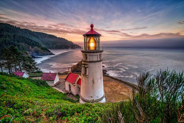 Heceta Head Lighthouse | Shop Photography by Rick Berk