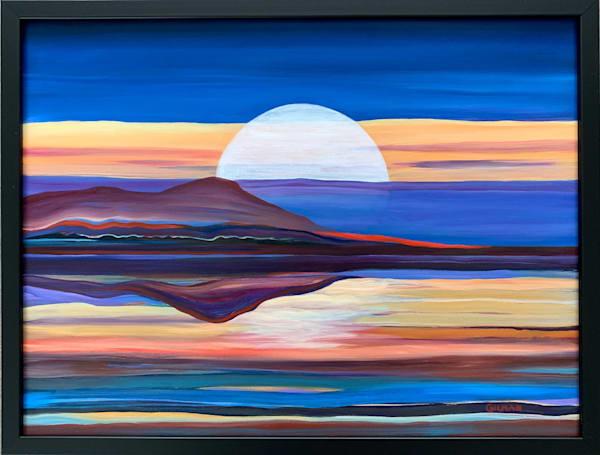 Wolf Moon Art   Emily Gilman Beezley LLC