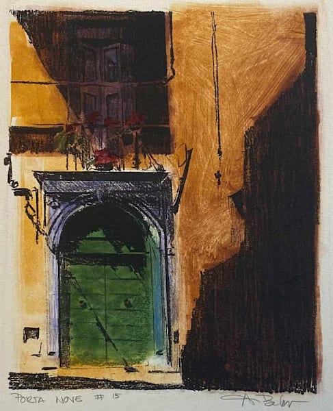 Porta Nove (Unframed) Art | Fountainhead Gallery