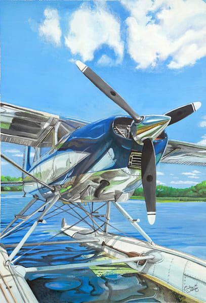 """""""Cessna"""" fine art print by Emily Willey."""