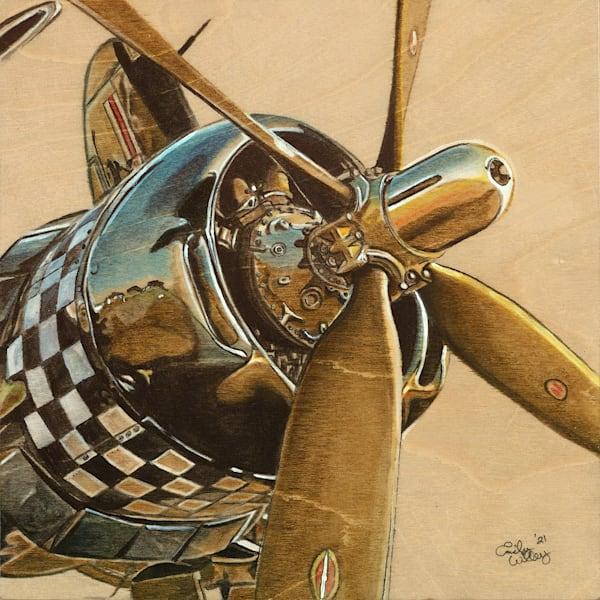 """Corsair"" fine art print by Emily Willey."