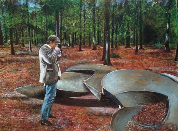 Kroller Muller Sculpture Garden Art | New Orleans Art Center