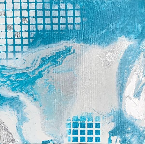 Blue Days Art | Michael Bruley Studio