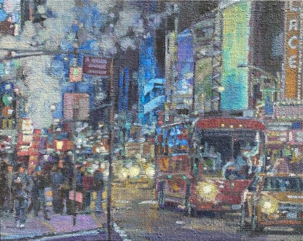 Red Bus Art | Hammerstein Enterprises