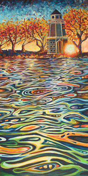 Light On The Bay Art | Kari Townsdin