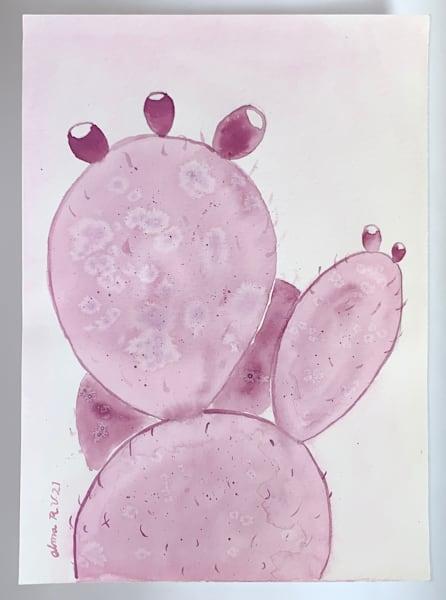 Nocheztli 1 Art | Alma Ruiz Velasco