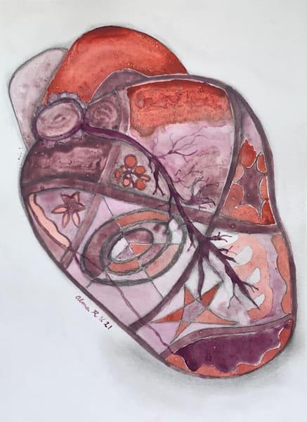 Corazón Art | Alma Ruiz Velasco