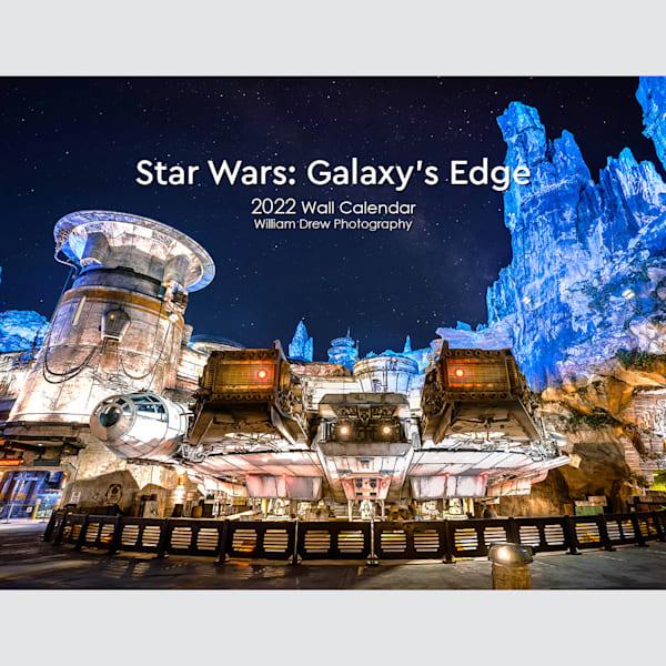 2022 Star Wars Calendar | William Drew Photography