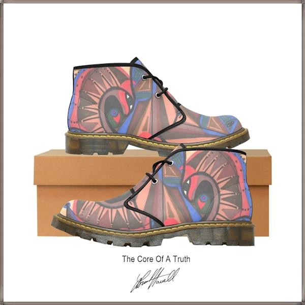 LH Art Shoes