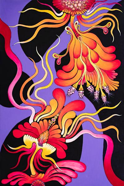 Serafina Art | Hava Gurevich Art