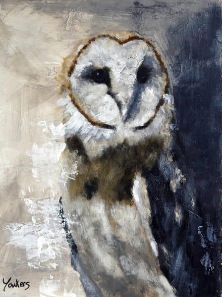 Quebec Owl Art   Dane Youkers Fine Art