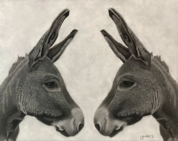 Dos Hombres Art   Dane Youkers Fine Art