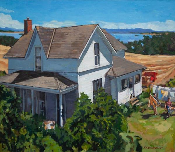 Island House, Lopez Art | Fountainhead Gallery