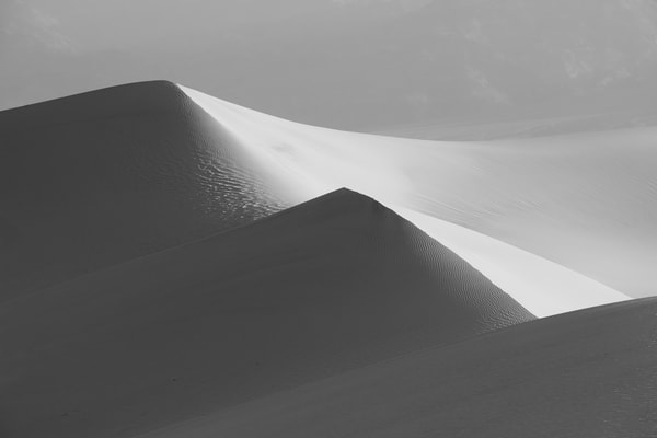Fantastic desert landscape fine art print.