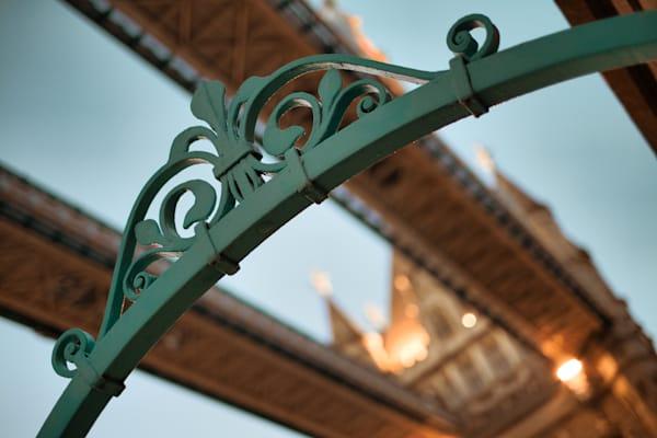 Melancholy Of Tower Bridge Art   Martin Geddes Photography